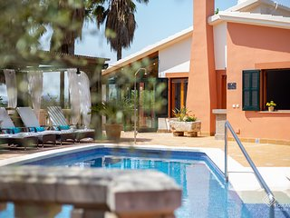 Can Marti - Wonderful villa with pool in a mountain area near Alcúdia