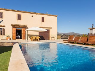 Can Pont - Beautiful villa with pool and garden in Manacor