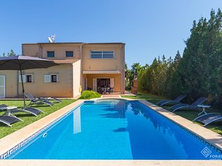 Can Ximo - Beautiful villa with pool and garden in Crestatx