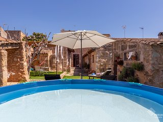 Ca Sa Padrina - Wonderful townhouse with pool in Vilafranca de Bonany