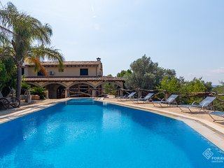 Cas Carro - Beautiful villa with pool in Selva