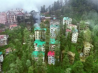 4bhk HolidayInHomestay - Claridges Residency, Shimla