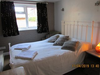 Holiday apartment Church Stretton, walking distance to all local amenities.