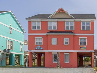 Island Drive 3970 Oceanfront! | Internet, Pet Friendly Discounts Available- See