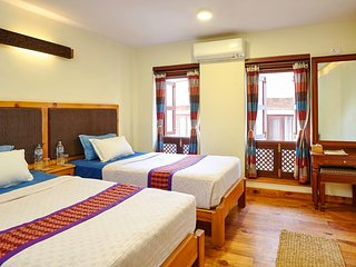 Cultural Stay 1BR at Swotha Sq – experience exotic