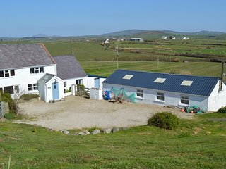Aberdaron Coastal Path Cottage