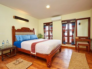 Attic Suite 1BR near Yala Mandala Patan – heavenly