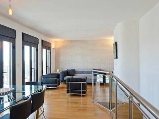 Neve Tsedek - Florentin - Design Duplex Penthouse - Prime Location