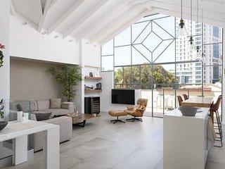 Neve Tsedek TLV- High Standard Duplex Penthouse -