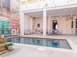 La Penya - Beautiful townhouse with pool and terrace in Sa Pobla