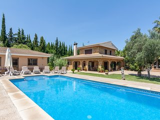 Llimonera - Beautiful villa with pool near Pollença