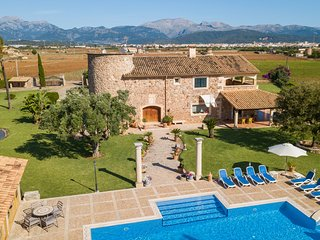 Moli de Garriga - Spectacular finca with pool and garden in sa Pobla