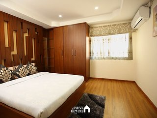 Undisturbed Tranquility at Patan 2BHK by Casa Deyra