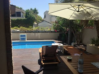 Villa Herzlia - Private pool - 2 min from beach