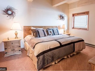 THE CHRISTOPHE  704AB 2 Bedroom- Walk to River Run Ski Lodge!