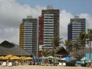 Apartamento VP1401 com linda vista mar