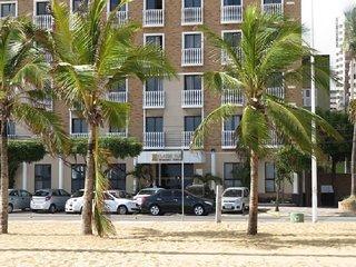Flat com vista 100% MAR na praia de Iracema 304 cla304