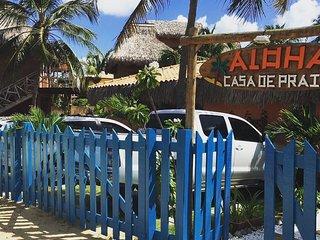 Casa de praia Aloha com piscina, Icaraizinho de Amontada Casa Aloha