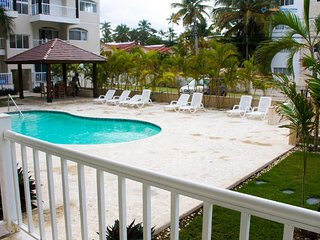 Beach Residence. Apartment Los Corales. Playa Bavaro