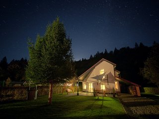 Guesthouse Transylvania - Villa in the Carpathians