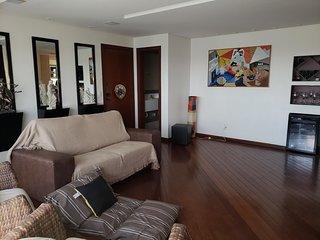 Confortável apartamento no coração da cidade