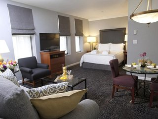 Luxury Metropolitan Suite