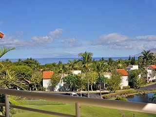 Palms at Wailea #1508, Panoramic Ocean View 2Bd/2Ba, Sleeps 4, Great Rates!