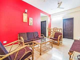 Well-furnished 2-BHK with a pool, near Chapora Beach-67451