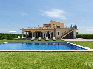 Mussol - Beautiful villa with pool and garden in sa Pobla