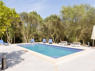 Pomer - Beautiful villa with pool in Costitx, in the centre of Mallorca