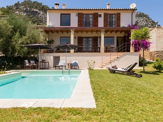 Sa Coma de Caimari - Spectacular villa with pool and garden in Caimari