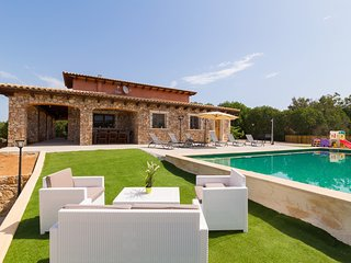 Sa Finca de Son Blai - Beautiful villa with pool in Muro