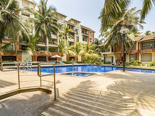 1 BHK with a pool, near Calangute Beach-67912