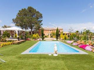 Villa Amor - Beautiful villa with pool and garden in Sencelles