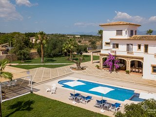 Villa Turquesa - Spectacular villa with pool and garden in Santa Margalida