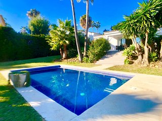 3 Bedroom Villa - AUGUST OFFERS - with large private garden and pool