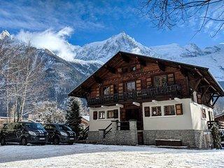 Chalet 715 - Stunning 7 bedroom chalet in Chamonix