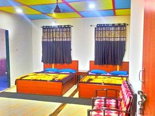 Comfortable Bedroom Homestay In Mahabaleshwar