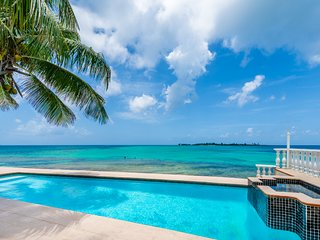 Beach Villa Seaview , private pool and Jacuzzi