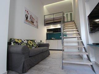 Soho 2+0, Urban loft apartments Pula