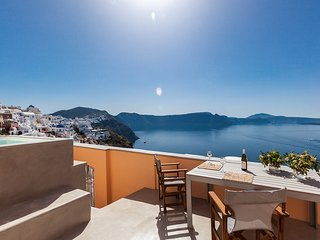 The Caldera View Villa in Oia