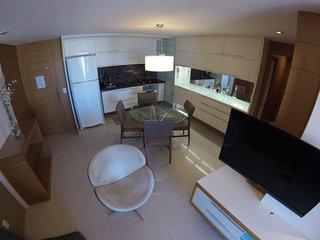 Apartamento projetado alto padrão praia de Iracema 2202