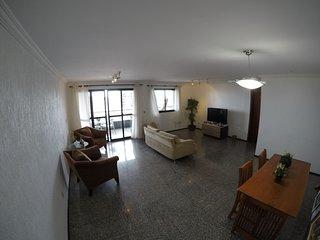 Apartamento amplo no coração da Aldeota bernini ap 2201