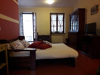 Cozy Loft in the historical center of Cuneo