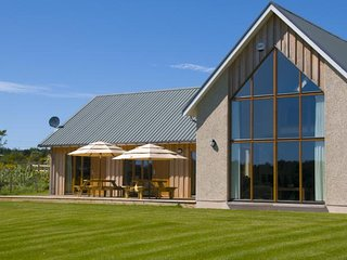 Luxury Holiday Lodge (Bennachie) in Aberdeenshire