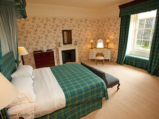 The Lauderdale at Thirlestane Castle - a luxurious haven in a Scottish castle