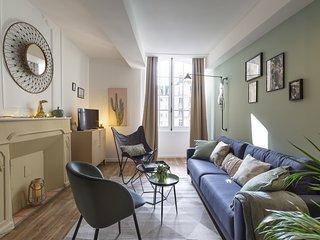 LE TOUCAN, 2 pièces de charme et emplacement de rêve - Parlement de Bretagne