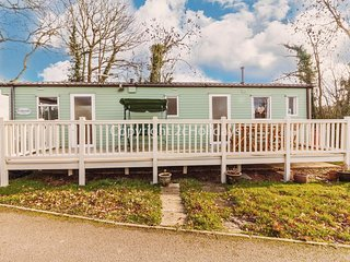 6 berth dog friendly caravan for hire at Carlton Meres park in Suffolk ref 60085