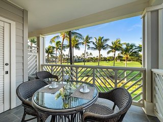 Fairway Villas Waikoloa J21 - GOLF DISCOUNT - 2 Bedroom 2 Bath Villa