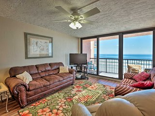 Oceanfront Condo w/ Pool on New Smyrna Beach!